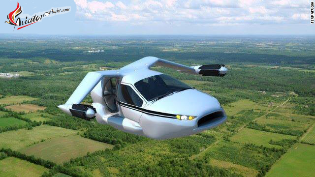 Flying Car is the Future of personal transportation