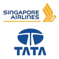TATA SINGAPORE Airlines Unveiling of a new brand name in sky