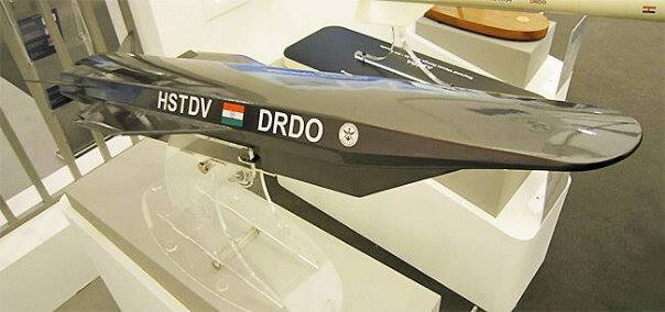 Hypersonic Aircraft at Mach 6.5 powered by DRDO