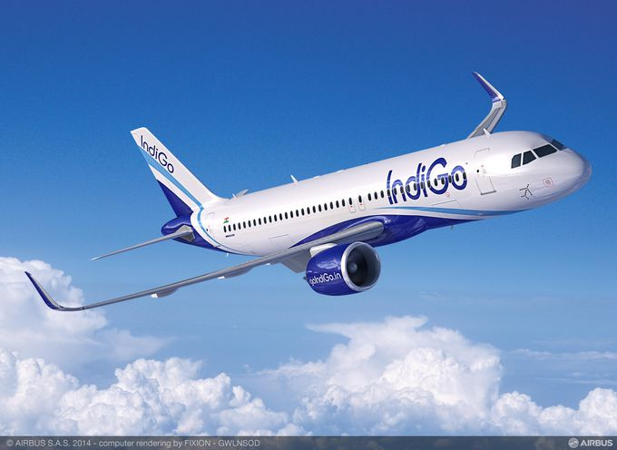 Indigo signed deal with ATR for 50 aircraft