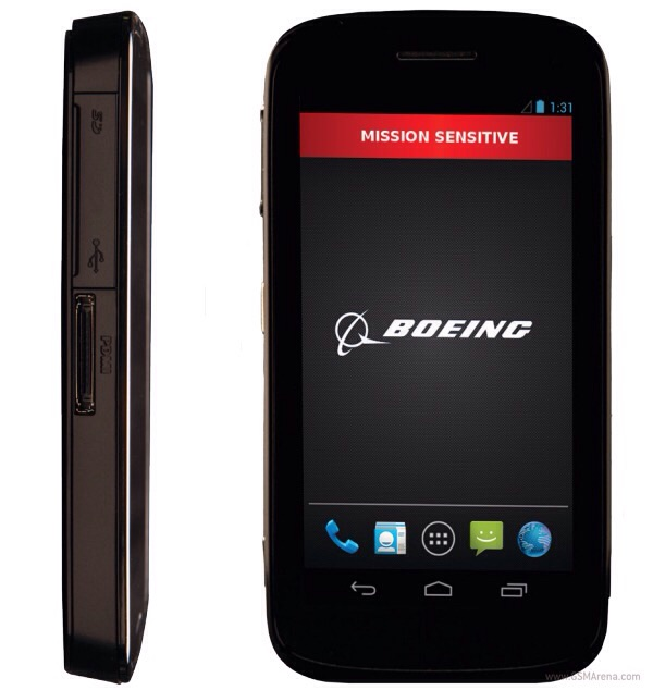 Boeing Black-Spy Phone