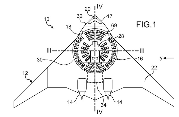 Exclusive:Check Out The Latest Patent Of Airbus