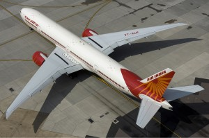 New Air india one