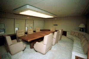 Air Force One Conference Room