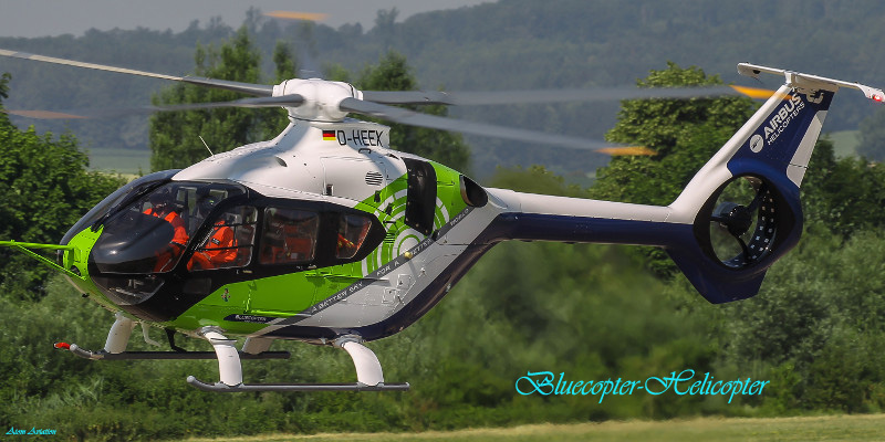 H135 Bluecopter by Airbus