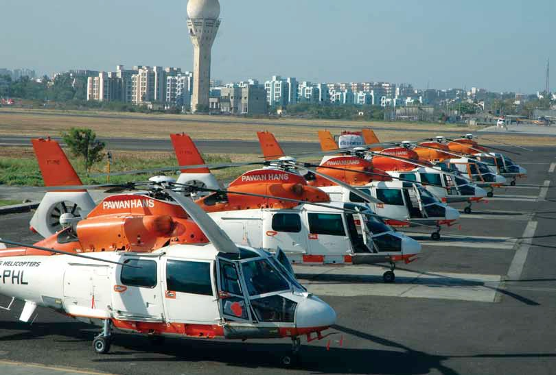 Pawan Hans Geared Up for Regional Airlines