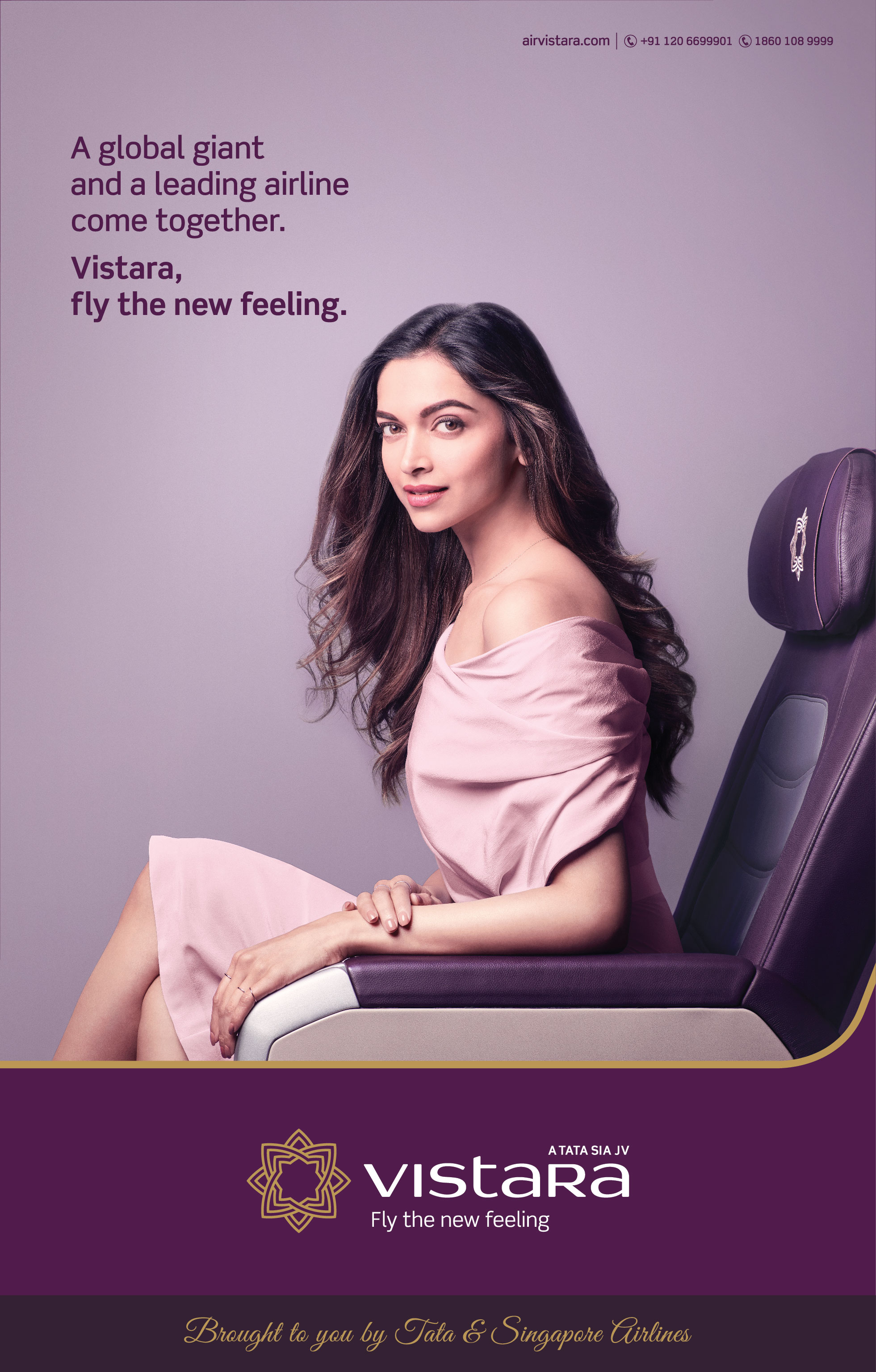 Exclusive-Vistara's New Brand Ambassador