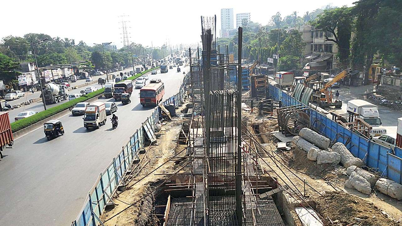 MMRDA : Plan To Extend Metro-VII Dropped