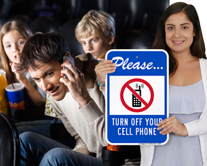 Why Airhostess ask you to put your cell phone in Airplane mode ?