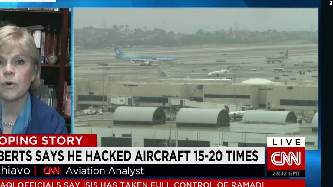 How to Hack an Aircraft ?Easier than you think