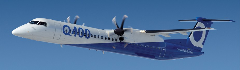SpiceJet signs LOI for 50 Bombardier Q400 aircraft for $1 ...